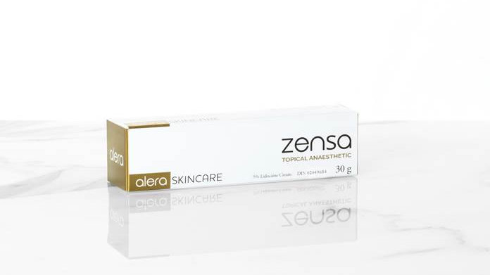 zensa topical anaesthetic 30g