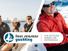 Four Seasons Yachting partners with Sailsense Analytics