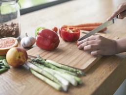 Tagesschule - gesundes Essen