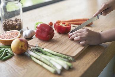 Frische und gesunde Ernährung  Kinderkrippe Hosechnöpf