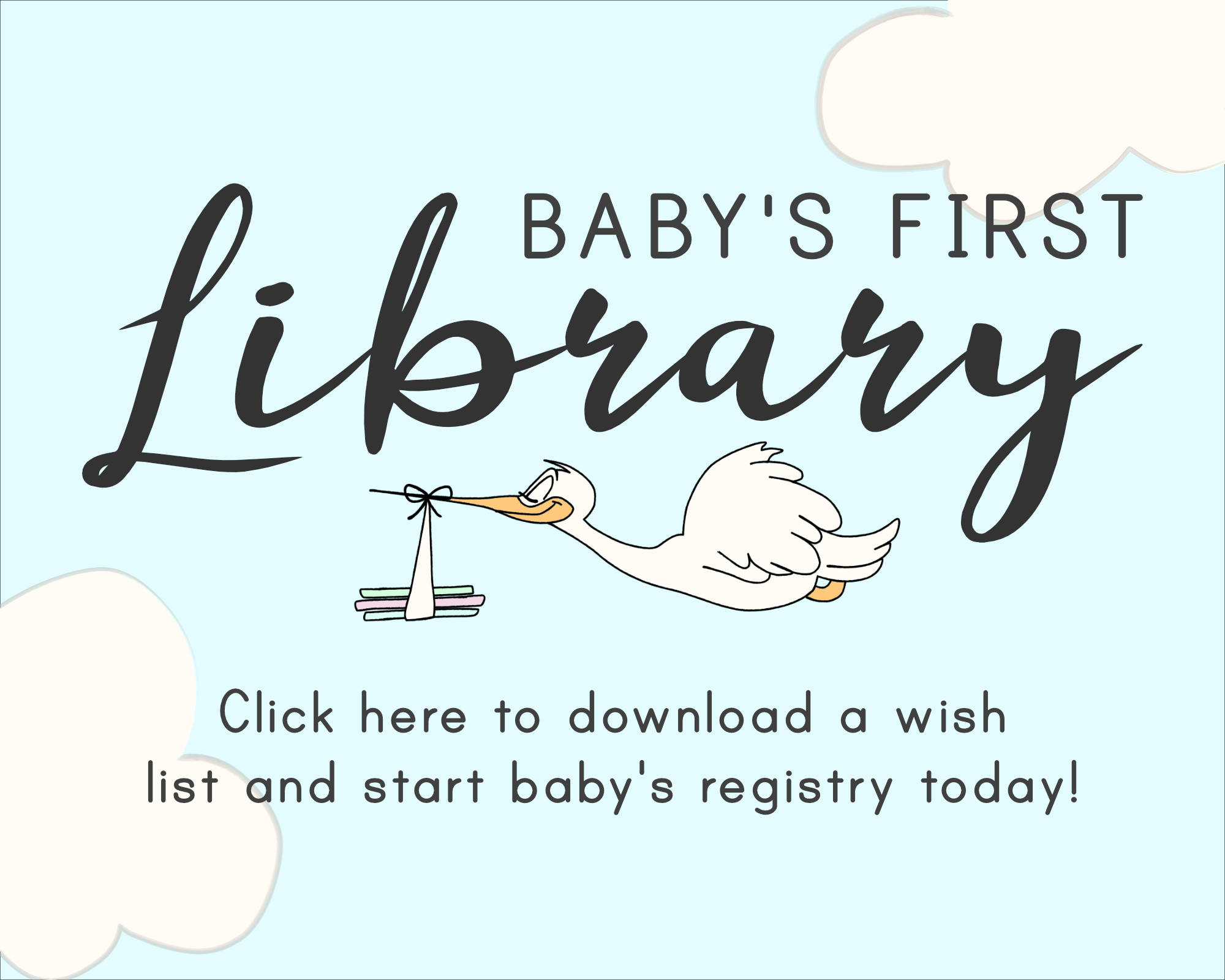 Baby registry website