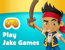 Jake The Priate Games