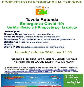 Eco_Tavola Rotonda Locandina v2_ 5 ottob