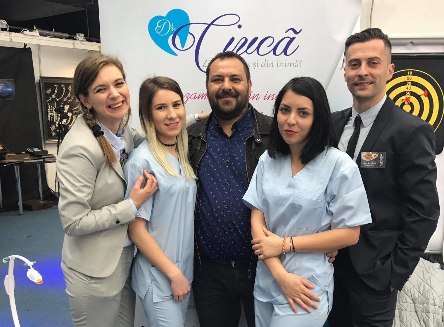 Parteneriat cu Cabinet Dr.Ciuca