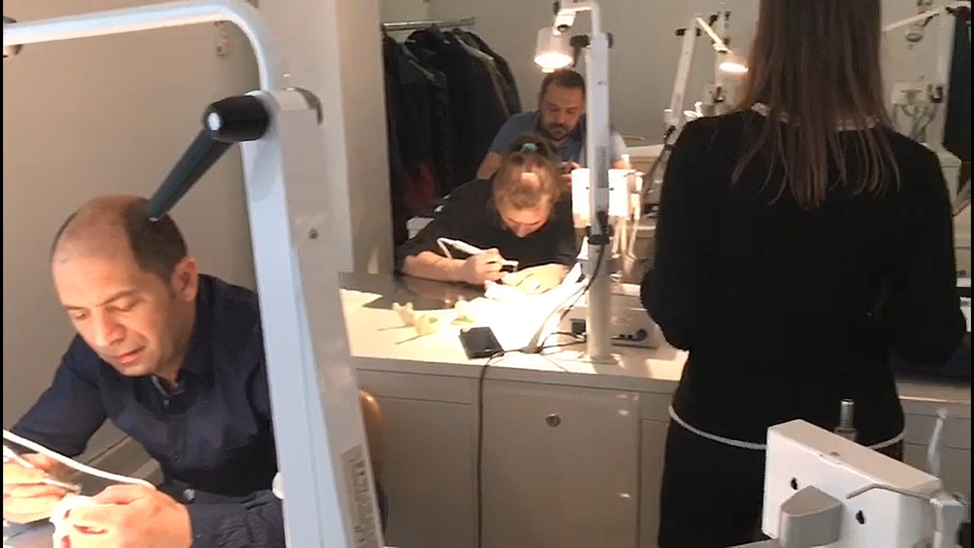 Tehnik Dent Ionisor Popa Sweden Martina