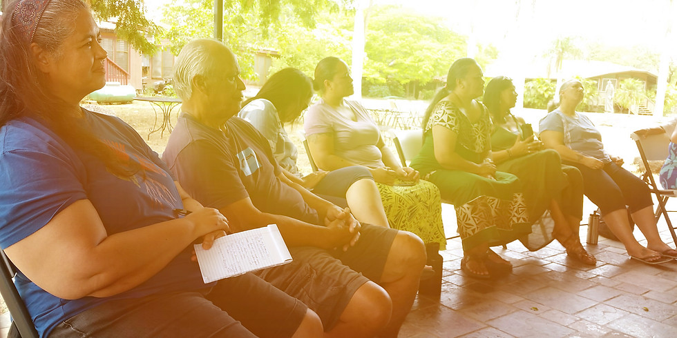 Second Pacific Region Ecoversities Gathering