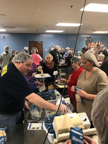 Feed My Starving Children 12/19