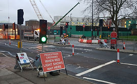 ConeMasters Traffic Management Temporary