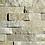 Thumbnail: Cream Quartzite 3D Panels