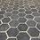 Thumbnail: Enamel Hexagon Gris Pulpis