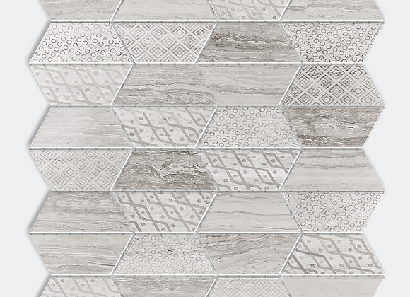 Bohemian Beige Mosaic