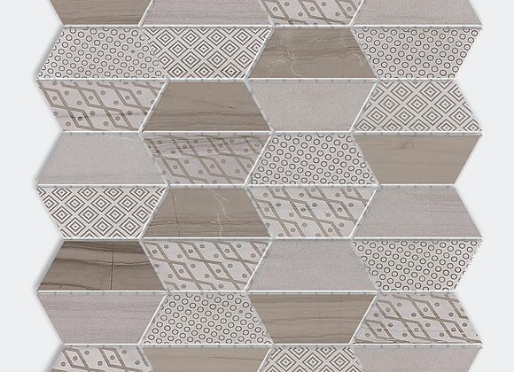 Bohemian Sand Mosaic