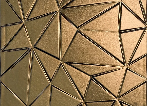 Stone Tech Gold Decor