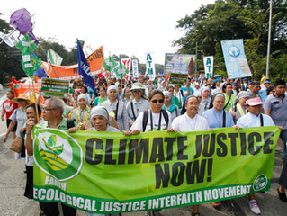 5 reasons why you should join the campaign for climate justice