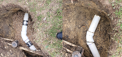 sewer line repair services in palm bay