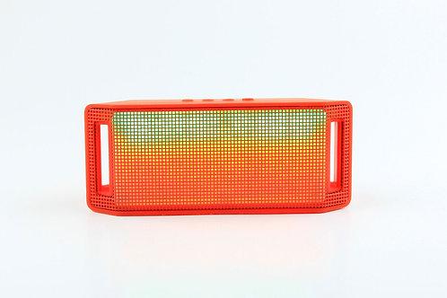 Red Mini Handle Light Bluetooth Speaker