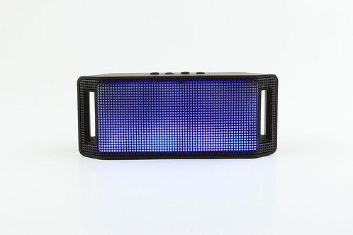 Black Mini Handle Light Bluetooth Speaker