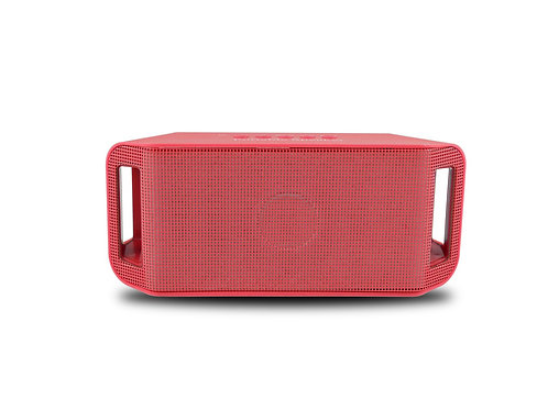 Red Handle Light Bluetooth Speaker