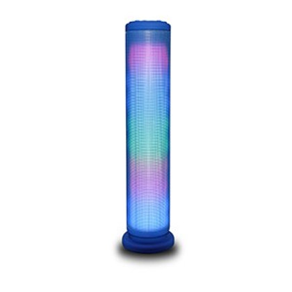 Blue Lighthouse LED Bluetooth Music Speaker