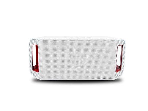 White Handle Light Bluetooth Speaker