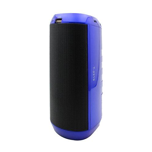 Blue Purifier LED Bluetooth Music Speaker