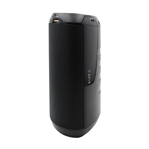Black Purifier LED Bluetooth Music Speaker