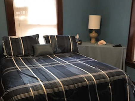 Room available in Smyrna on Cooper Lake Road $800 month private bathroom and all utilities and WiFi.