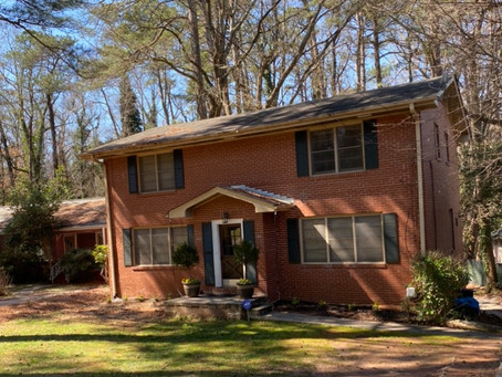 Rooms for rent near Agnus Scott $700 month $300 deposit unfurnished utilities included!