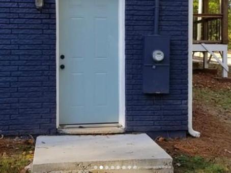 Basement apartment near Camp Creek $1200