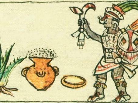 Historia del pulque