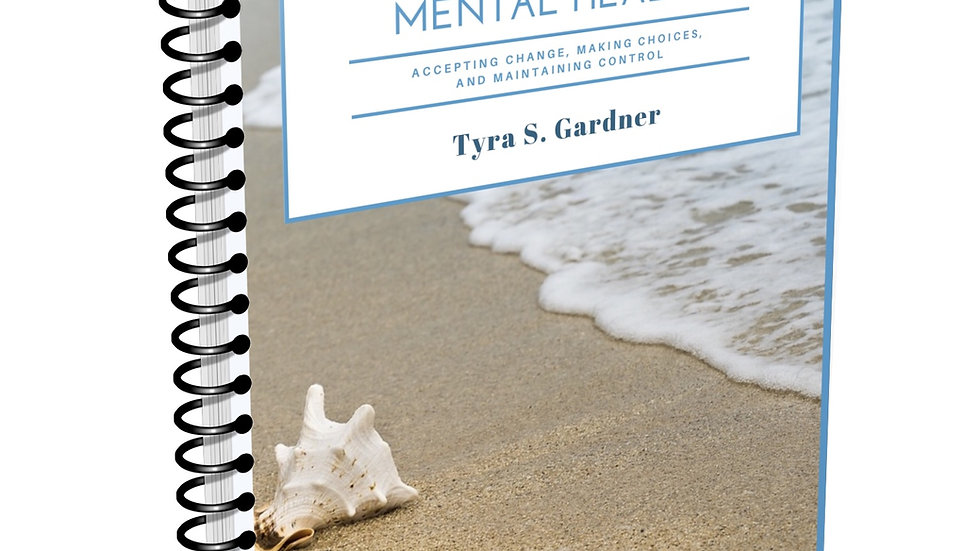 Maintaining Good Mental Health Workbook
