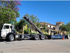 Roll-Off Dumpster Rentals Orange County.