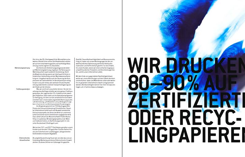 デザインがイケてる海外のCSRレポート