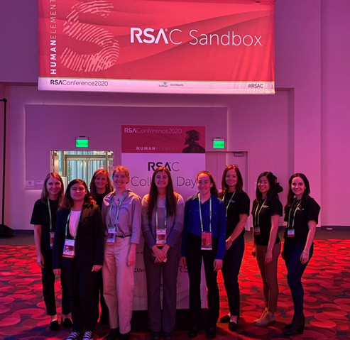 Women in Cybersecurity Club at RSA