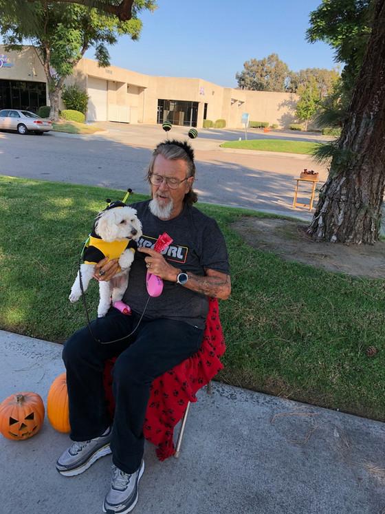 Successful Adoption Story: Meet Linda, John, and Frankie Egbert