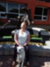 Julie and Shiner.jpg