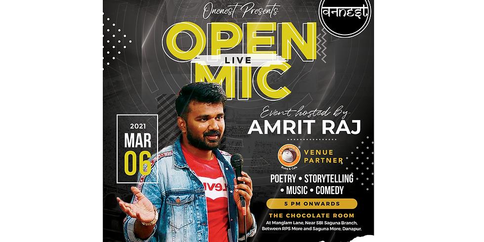 Open mic - Patna Edition  2