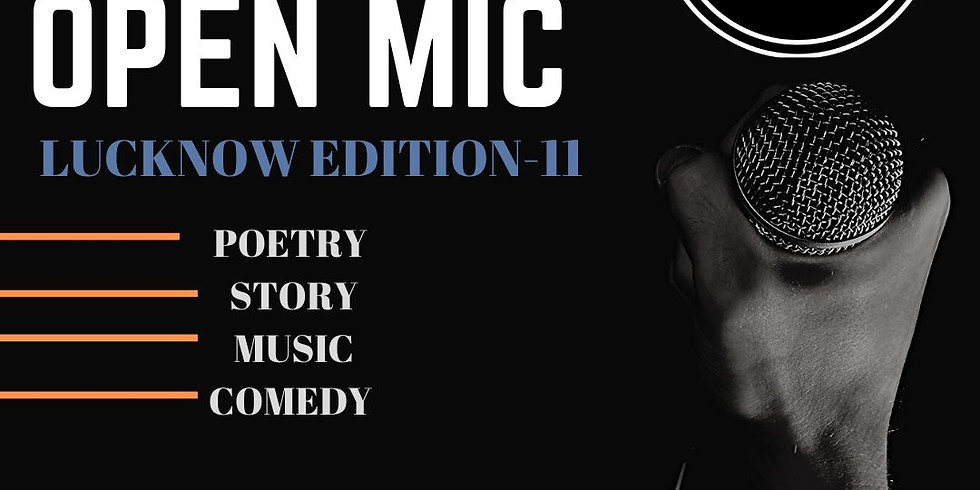 Open mic- Lucknow Edition -11