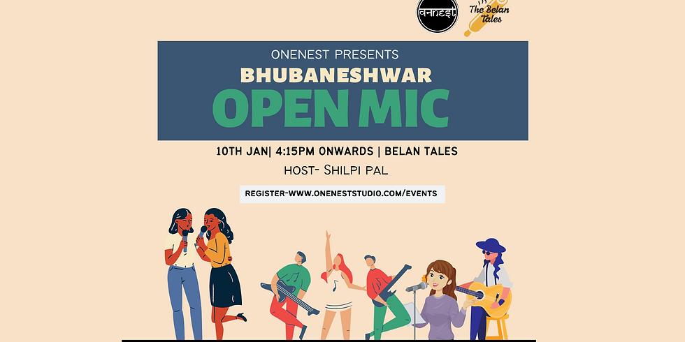 Bhubaneshwar Open mic
