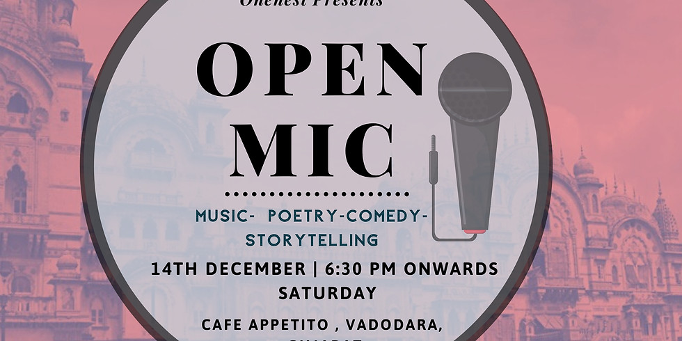 Open mic- GUJARAT EDITION 1 (1)