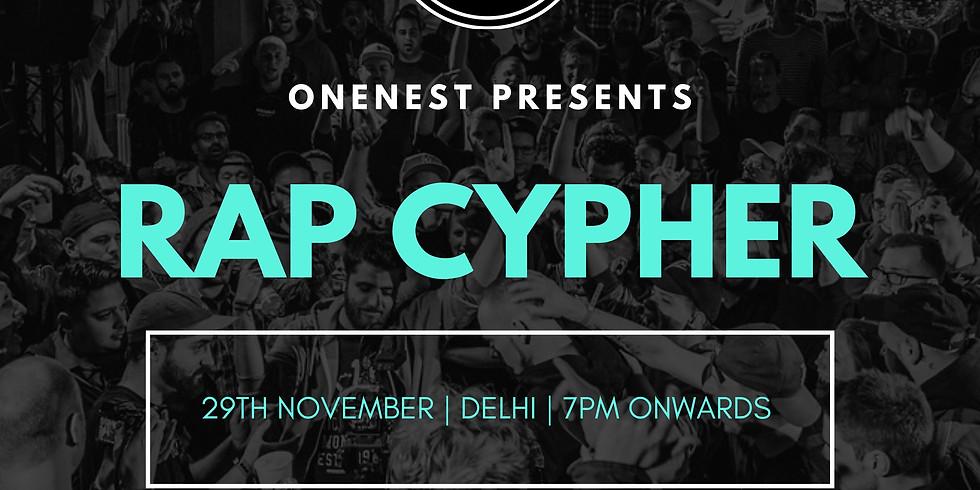 Rap cypher - Delhi edition -1
