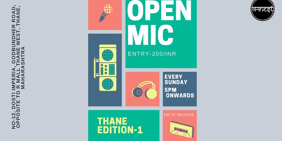 Open mic- Thane Edition 1 (1)