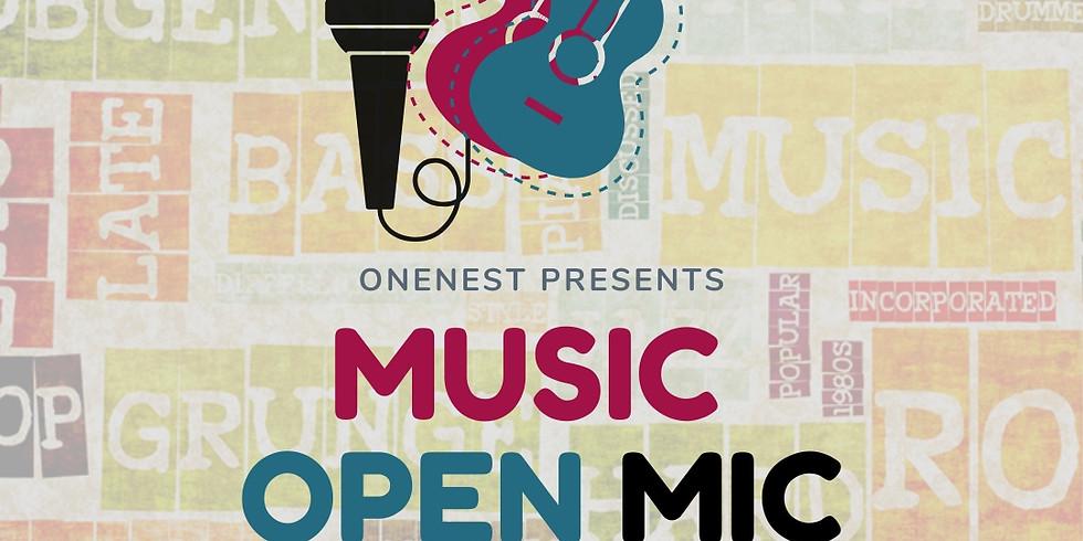 MUSIC OPEN MIC - GURGAON EDITION 1