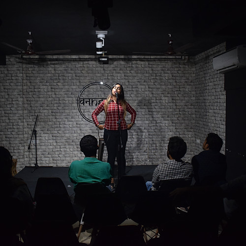 Poetry and story open mic