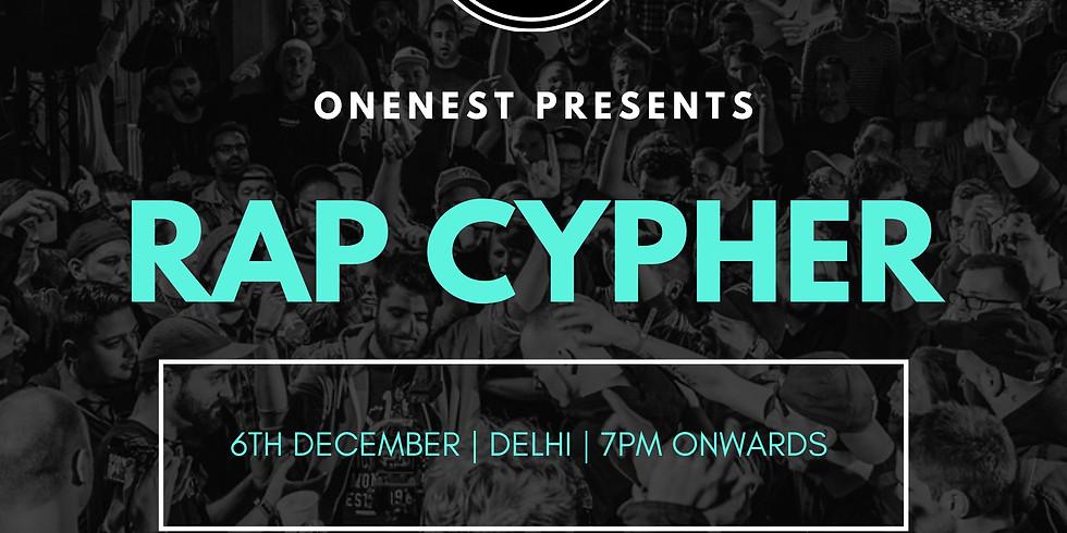 Rap cypher - Delhi edition -2