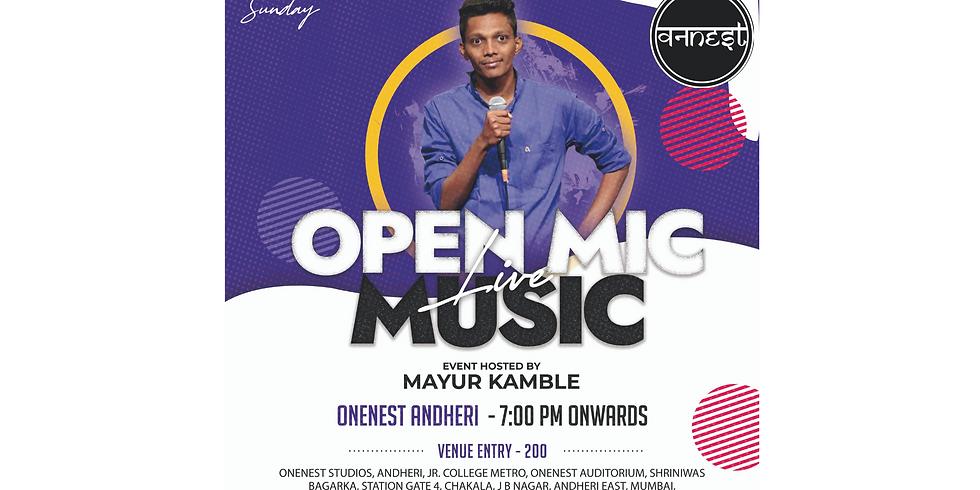Music Open mic - Onenest Andheri  (1)