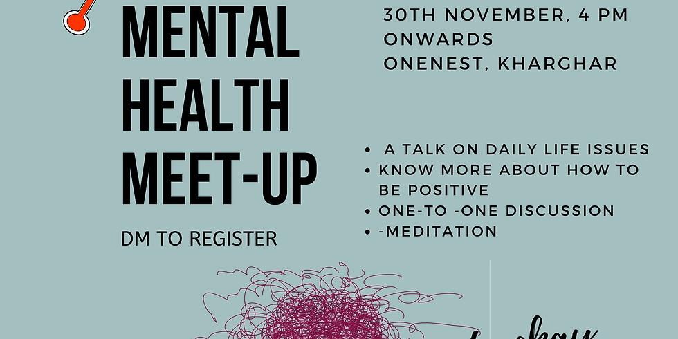 Mental Health Meet up