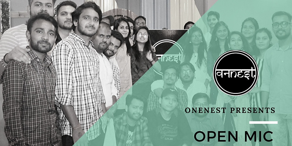 Open mic- Lucknow Edition -5