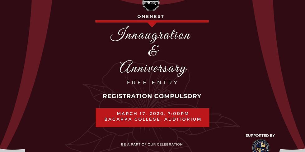Innaugration and Anniversary Celebration