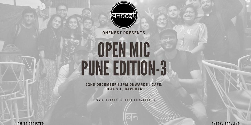 Open mic- Pune edition-3